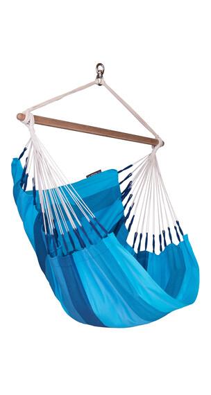La Siesta Orquidea hangmat Basic blauw